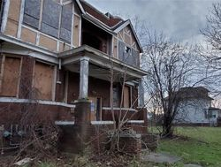 Ejecucion Hogarth St - Detroit, MI