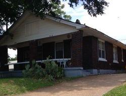 Ejecucion Chelsea Ave - Memphis, TN