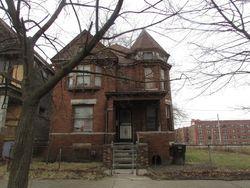 Pre-ejecucion Belvidere St - Detroit, MI